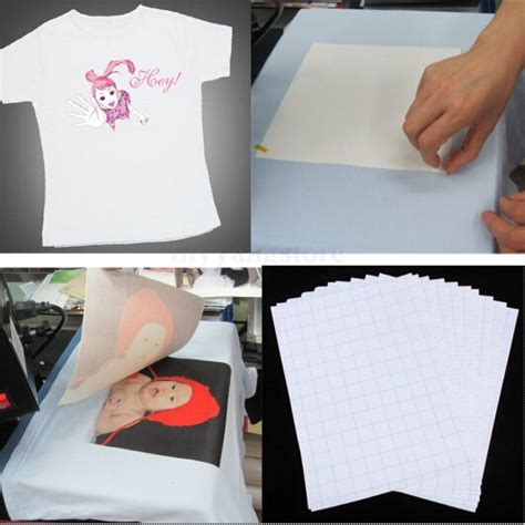 printable iron paper popular fabric transfer paper buy cheap fabric transfer