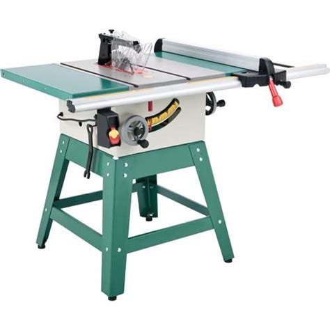 g0732 grizzly 10 quot contractor style table saw with riving
