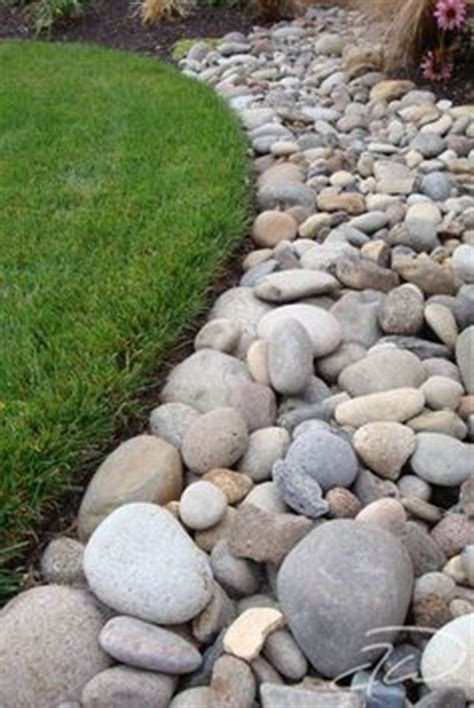 Drainage Rock For Sale Putting Rock Border Around House Foundations