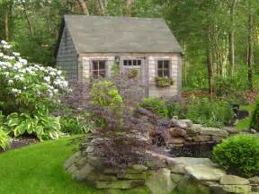 Shed In Backyard by Fairytale Backyards 30 Magical Garden Sheds