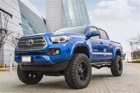 Toyota Tacoma Lift Kit 6 Inch Bds New Product Announcement 242 2016 Tacoma Lift Kits Bds