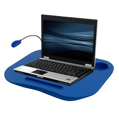 Laptop Tray Desk Laptop Desks With Light Reviews Ilapdesk Best Laptop Desks Trays And More