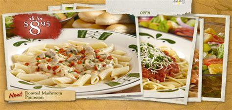 olive garden s never ending pasta bowl is back