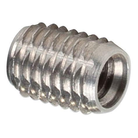 Groov Pin Speedserts 174 Threaded Inserts For Metal