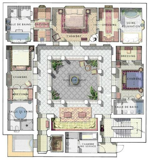 moroccan house plans 1477 best images about architecture on pinterest 2nd floor house plans and mansions