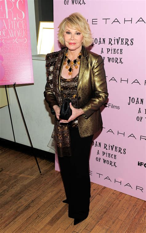 Joan Rivers Replaced By Rinna On Carpet by Fashion Canceled As Joan Rivers Still In Hospital