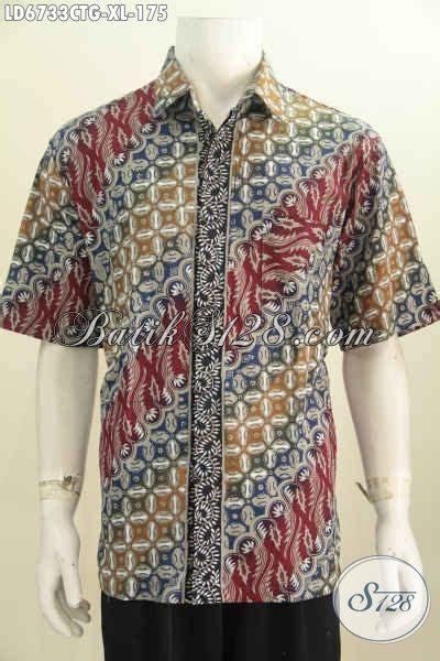 Harga Gamis Pria Dewasa Jual Baju Batik Pria Dewasa Kemeja Batik Kerja Motif