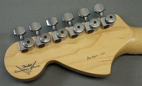 fender custom shop 2011 closet classic pine stratocaster