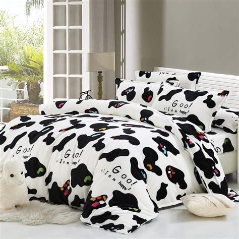 cow print comforter set popular cow print buy cheap cow print lots from china cow