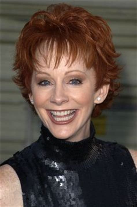 reba mcintyre with short hair hair like reba mcentire who do you think you are recap