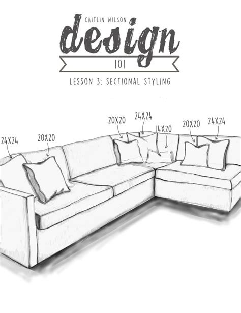 how to measure a couch for a cover 25 best ideas about couch pillow arrangement on pinterest