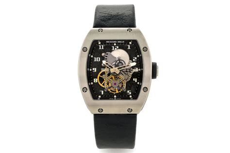 Richard Mile 006 the rm 006 richard mille s race machine on the
