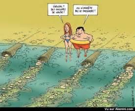 humour images la pollution de l eau akenini