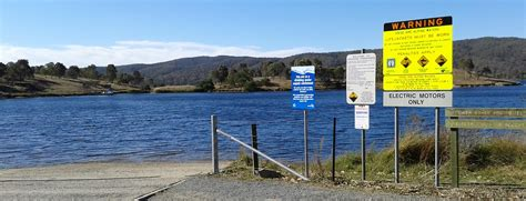 boat license queanbeyan googong dam and foreshores canberra