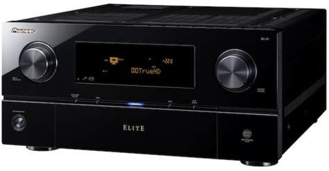 pioneer elite sc  av receiver ecousticscom