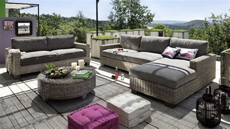 comfortable garden furniture designs for your outdoor