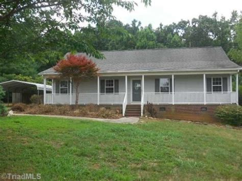 houses for sale randleman nc 5600 rolling meadows rd randleman nc 27317 foreclosed home information reo