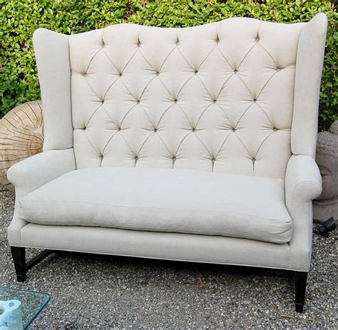 wing back sofas wing back sofa at 1stdibs
