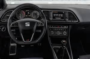 Car Interior Upholstery Cost 2016 Seat Leon Cupra 290 Price Interior Specs