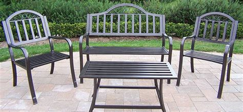 metal outdoor patio furniture clean your outdoor furniture groomed home