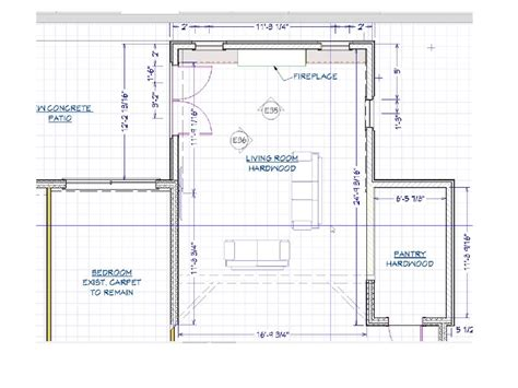 room additions floor plans floor plans for family room additions