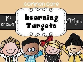 printable common core learning targets 17 best ideas about success criteria on pinterest