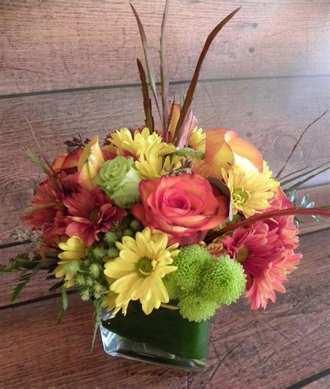 fall floral arrangements florist friday recap 11 3 11 9 autumn hues