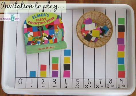 numbers counting numbers counting picture book ages 2 7 for toddlers preschool kindergarten fundamentals series books learning to count activity counting activities