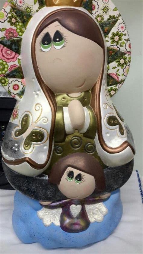 imagenes religiosas en ceramica 17 mejores im 225 genes sobre ceramica en pinterest navidad