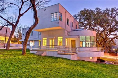 art for house extraordinary art moderne bohn house for sale in texas