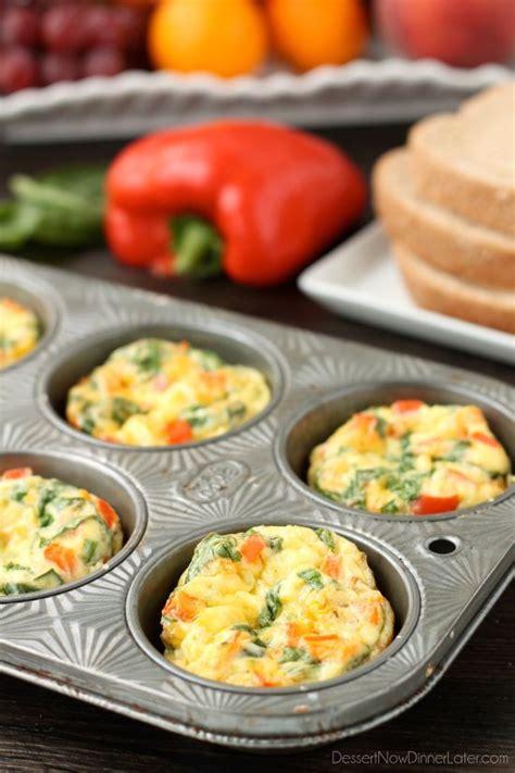 breakfast egg cups recipe healthy ideas for kids