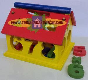 Mainan Edukatif Rumah Pintar Limited Diskon rumahanakpintar dot bonekamurahlucu