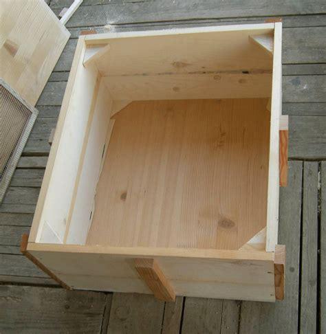 come costruire una cornice in legno costruire una sceratrice solare apicoltura apicosco