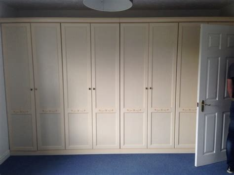 Painting Wardrobe Doors painting fitted wardrobes