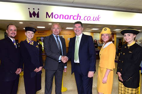 monarch cabin crew monarch s inaugurals from birmingham airport to lisbon and