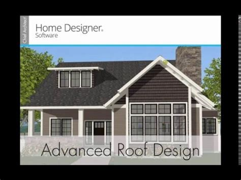 home design software roof chief architect x8 building demonstration doovi