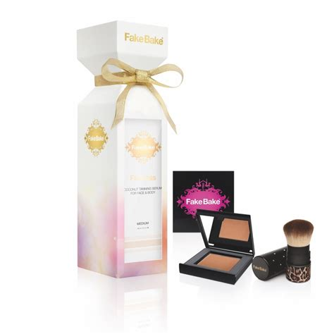 fake bake launches christmas gift sets
