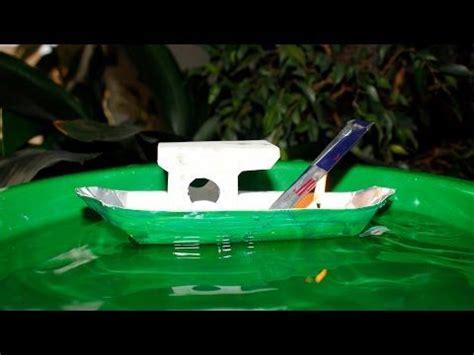 barco de vapor casero barco a vapor cosas para comprar pinterest ciencia