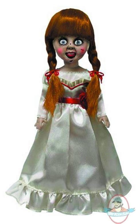 Annabelle Hairstyle Doll by The Living Dead Dolls Annabelle Doll By Mezco Of