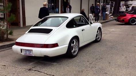 Porsche 964 Cup Car by 1992 Porsche 964 Cup Car Youtube