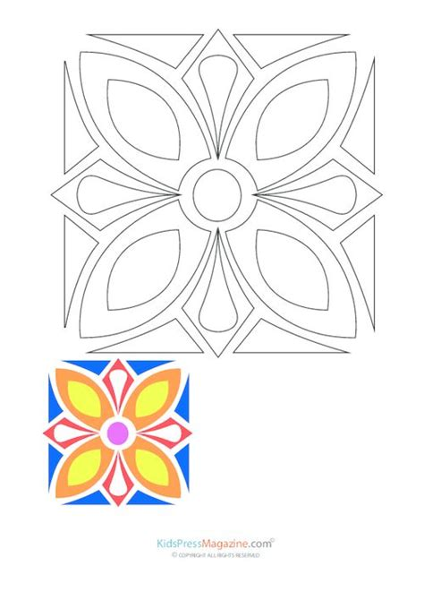 mandala coloring pages for beginners match mandalas for beginners indoor