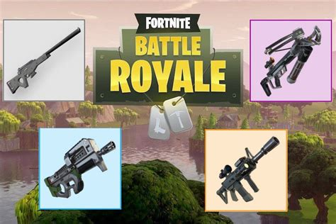 fortnite jumping shotgun fortnite leaks a tactical assault rifle among other