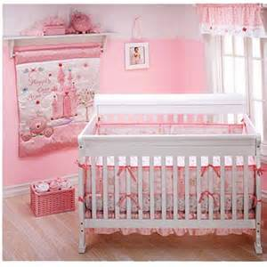 Princess Baby Bedding by Disney Princess Happily After 4 Crib Bedding