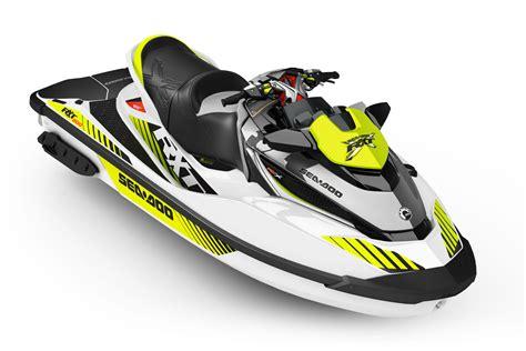 yellow sea doo boat sea doo rxt x 300 boating world