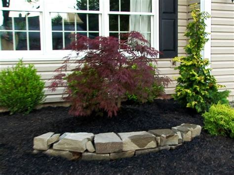 Front Garden Ideas On A Budget Simple Front Yard Landscaping Ideas On A Budget Home Design