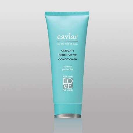 Caviar Sho Dan Conditioner caviar product line for the of hair