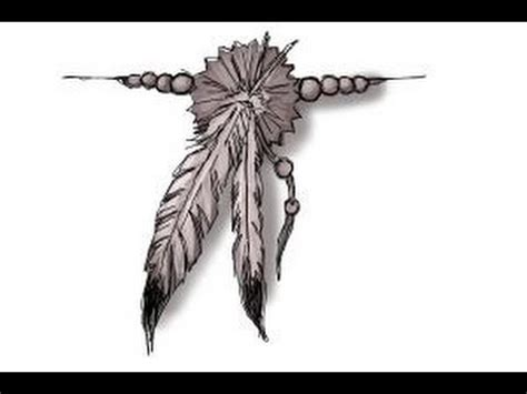 feather tattoo to draw how to draw a feather tattoo youtube