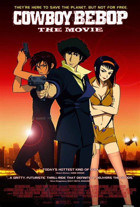 Film Cowboy Bebop Cinema | cowboy bebop the movie the loft cinema