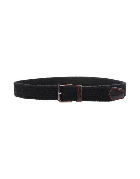 Moschino Belt moschino belt in black for lyst
