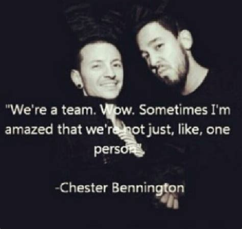 Chester Bennington Quotes. QuotesGram